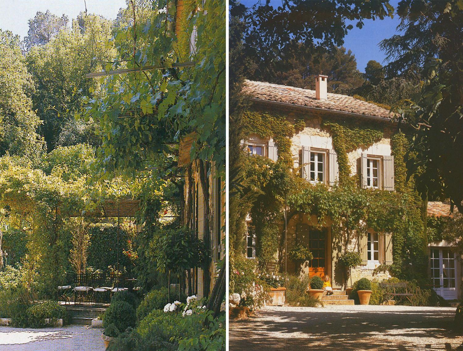 Gardens : Patios and Fountaines - A. Nelson Architect, Landscape in ...