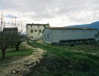 <br>Industriel farm building before transformation
